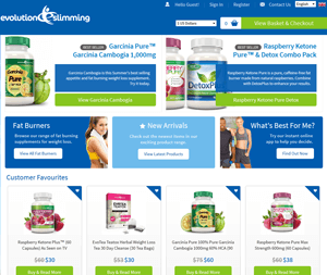 evolution-slimming.com