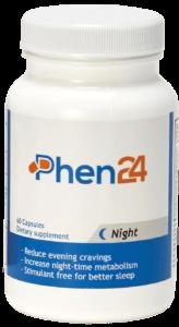 phen24 night ingredients