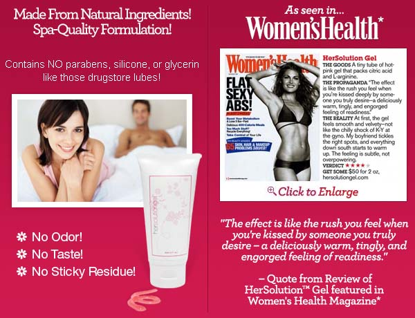 hersolution as seen in womens health