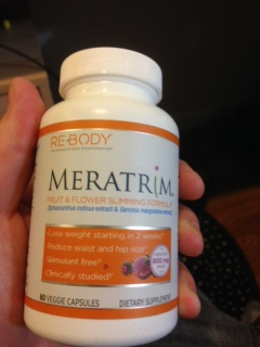 Meratrim re-body at vitamine shoppe