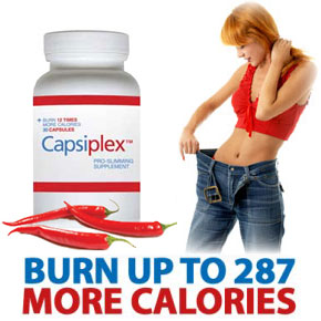 capsiplex fat burner