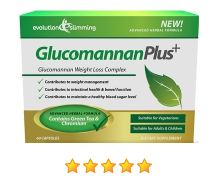 glucomannan rating