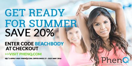 phenq beachbody discount code