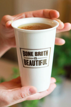 organic bone broth
