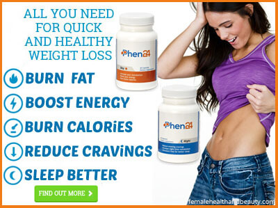 burn belly fat with phen24