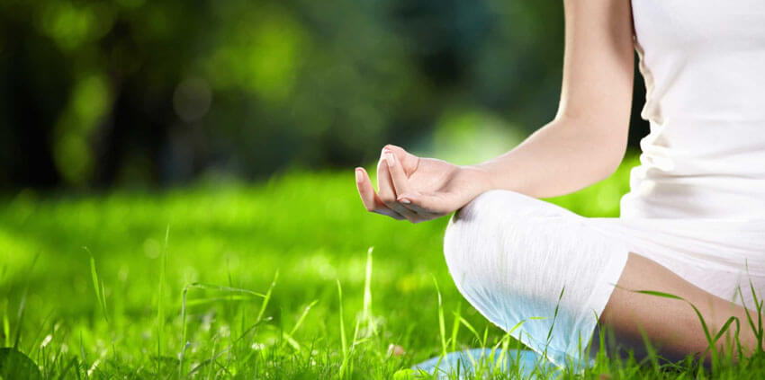 meditate to lose ten pounds